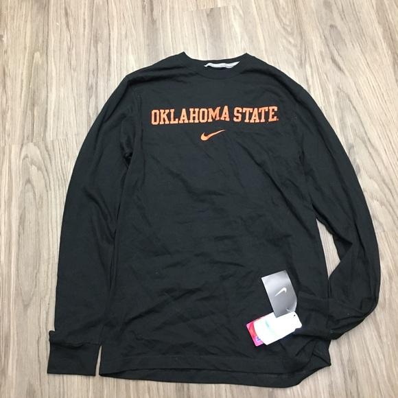 Oklahoma State Cowboys Nike Long Sleeve Shirt ca5059e2e