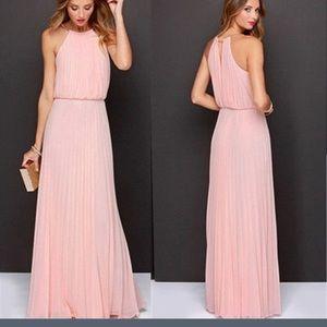 Woman's Long Dress