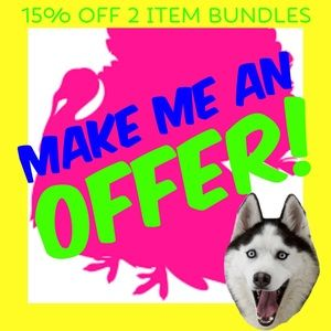 Accessories - ❗️15% Off 2 Items❗️🙌🎉