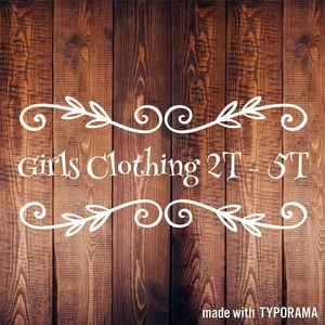 Other - Girls Clothing