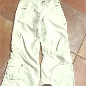 Columbia sportswear titanium snow pants