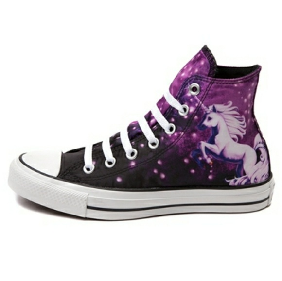 b84f358f260 Converse Shoes - Limited Edition Unicorn Galaxy Converse