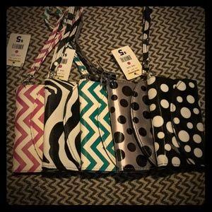 Handbags - *final price* Wallet wristlet lot of 5