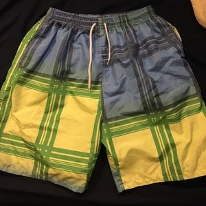 Men's swim trunks XL