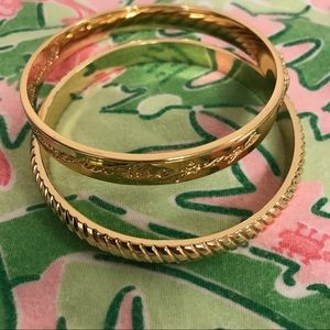 Lilly Pulitzer Gold tone Bracelets
