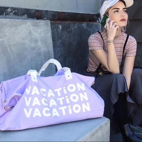 cb92e607057 ban.do Bags   Host Pickthe Getaway Duffle Bag Vacation   Poshmark