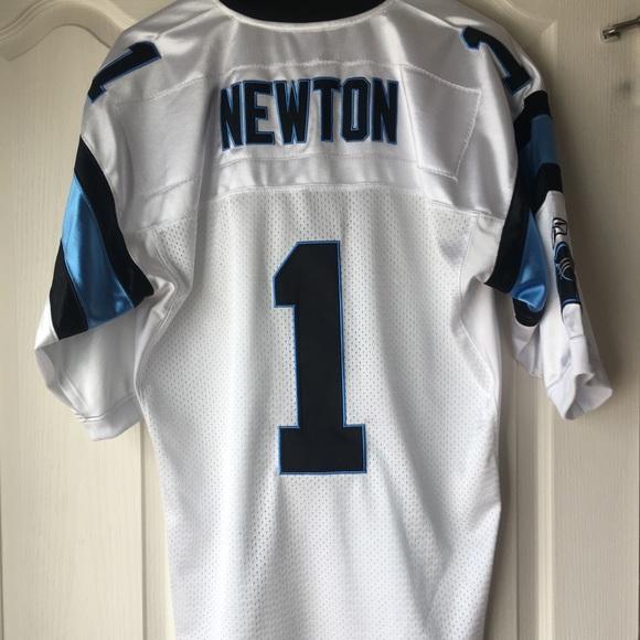 competitive price 3230e 15e9a NFL Reebok Cam Newton Carolina Panthers Jersey