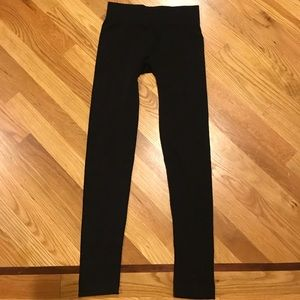 Pants - Winter fleece lined seamless leggings