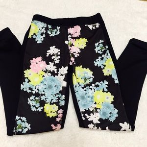 Floral printed Joggers