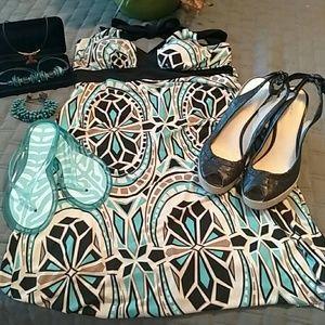 Dresses & Skirts - Halter Style Knit Dress
