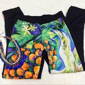 Pants - Bold and beautiful printed  jogger pants