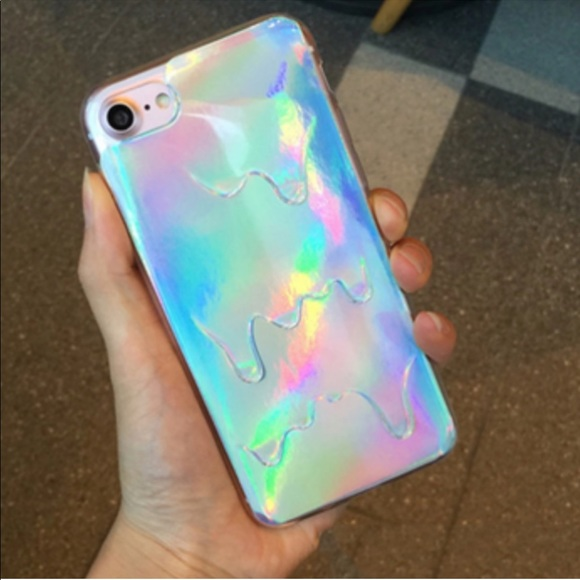 san francisco b2a6f e91a4 Holographic Slime cases