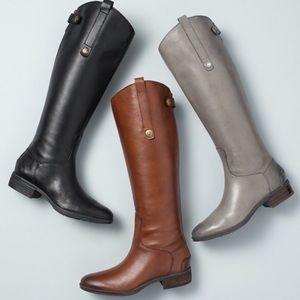 Sam Edelman Penny Knee-high Light Brown Boots