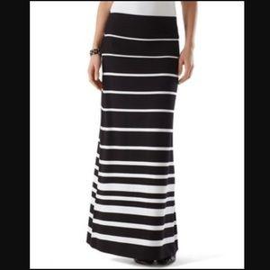 🆕NWT🛍 White House Black Market Maxi Skirt