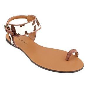 Nine West toe ring sandal