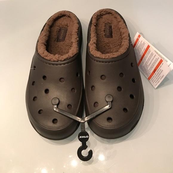 ab6044e1096d Crocs freesail plush lined clog
