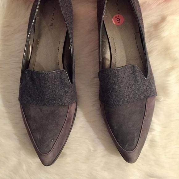 ec8ee0ea428 M 59780ca96a5830f66300c521. Other Shoes you may like. Tahari Wine Looker  Patent ...