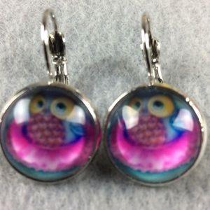 New Cute Owl Earrings