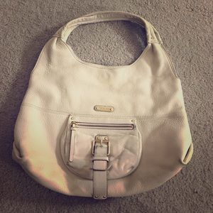 Women's Michael Kors Cream Hobo Bag on Poshmark