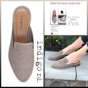 Shoes - FALL PREVIEW! HAYZE SMOKING SLIPPER