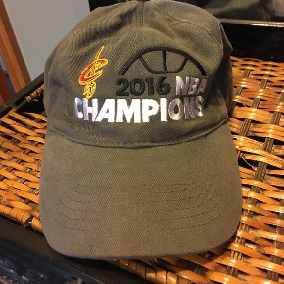 Adidas Cleveland Cavaliers Hat (2016 NBA Champs) 7f83baa796