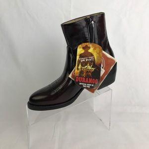 Women's Durango Western Ankle Boots 6EE