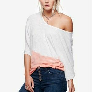 NWT Free People ombre top