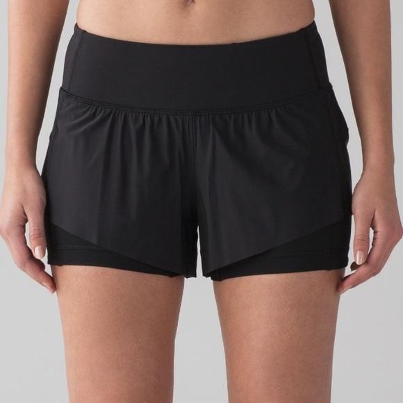 lululemon athletica Shorts - NWT Lululemon Squad Goals Shorts
