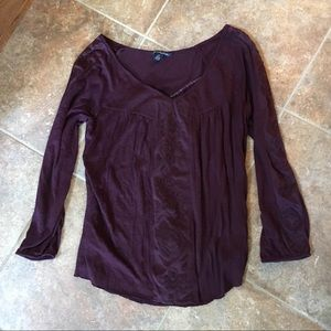 Tops - *MOVING SALE*BUY NOW* AEO 3/4 Sleeve Shirt