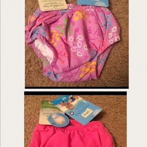 Other - 2 swim diapers size 12-18 months