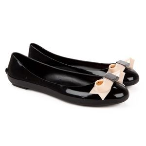 Ted Baker Narea Jelly Flats size 5