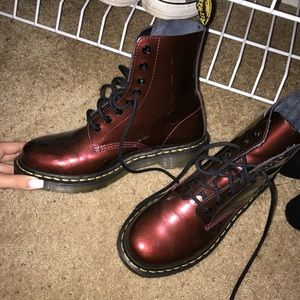 Shoes - RARE Doc Martens only worn a couple times