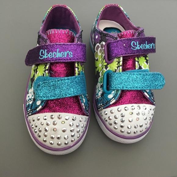 Skechers Shoes   Sketchers Little Girls