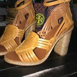 Tory Burch Pecha High Heel Sandals