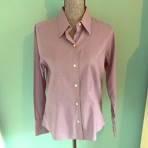 Eddie Bauer Wrinkle Resistant Button Down Shirt