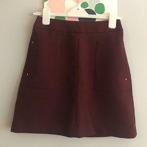 H&M skirt 🌹