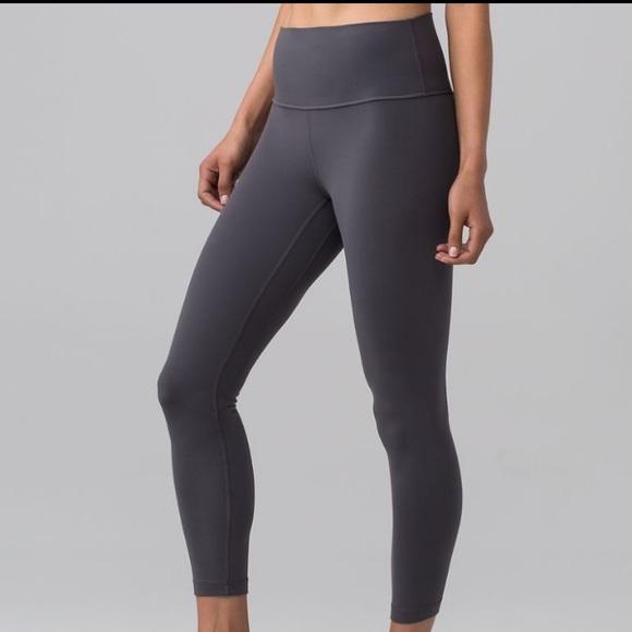 ce0f05b5b6d8c lululemon athletica Pants - EUC Lululemon Align Pant II, Dark Carbon, 6