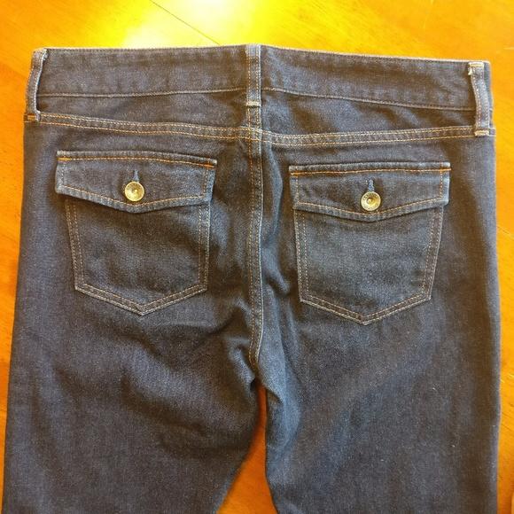 Banana Republic Denim - Banana Republic Boot Cut Dark Wash Denim Jeans