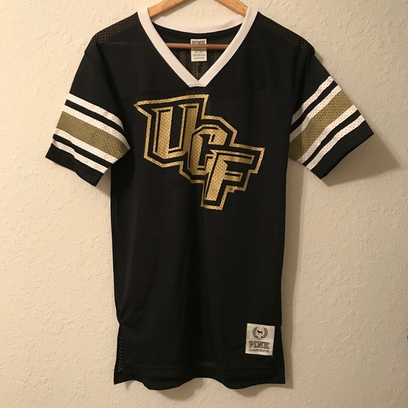 finest selection 8f0d4 e2320 UCF Knights Jersey PINK