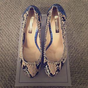 BCBG shoe Maxazaria
