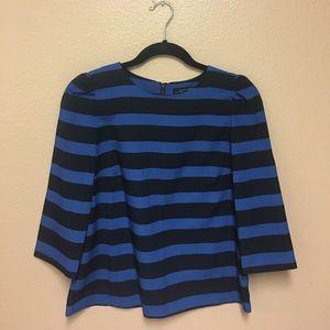    Zara    Striped Top, S