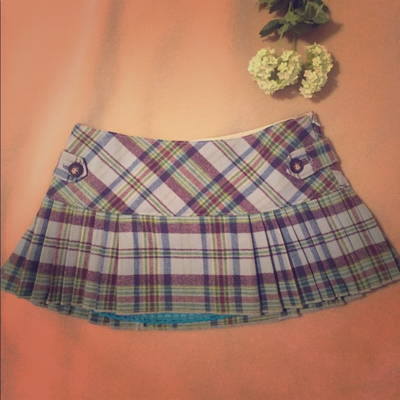 98b721009c Abercrombie & Fitch Skirts | Low Rise Mini Skirt By Abercrombie ...