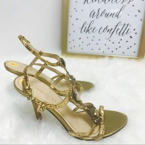 Charles Jourdan Paris Shoes Heels 7M