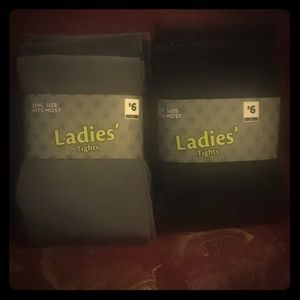 Accessories - *final price* Ladies tights