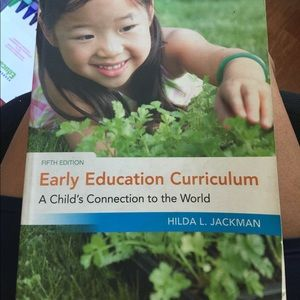 Other - Early education Curriculum book