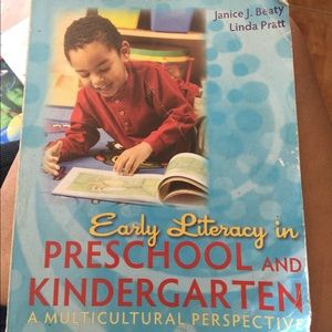 Other - Early Literacy in Preschool and Kindergarten