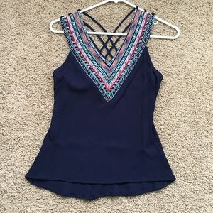 Tops - *MOVING SALE*BUY NOW* Beautiful Aztec Tank
