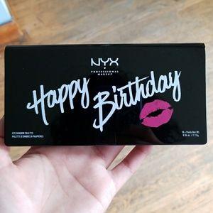 NYX - Birthday Palette (Never Used)