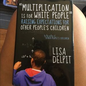 "Other - New ""Multiplication is for White People"" book"