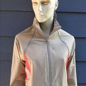 Danskin Jacket Vest Windbreaker Convertible  8/10